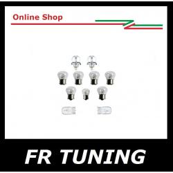 KIT 11 LAMPADINE FIAT 500 F...