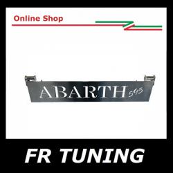 ALZACOFANO LOGO ABARTH 595